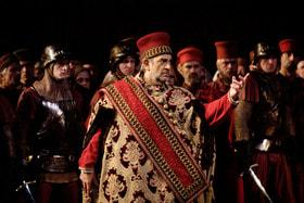 Пласидо Доминго основал конкурс Operalia в 1993 году