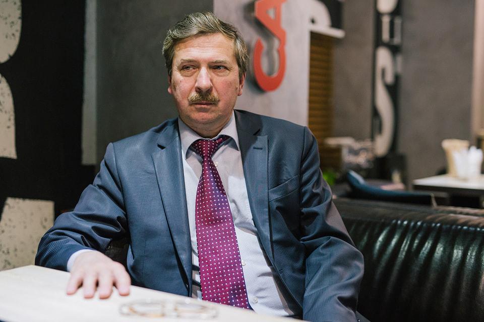 В. И. Алявдин, президент Ассоциации владельцев исторических усадеб
