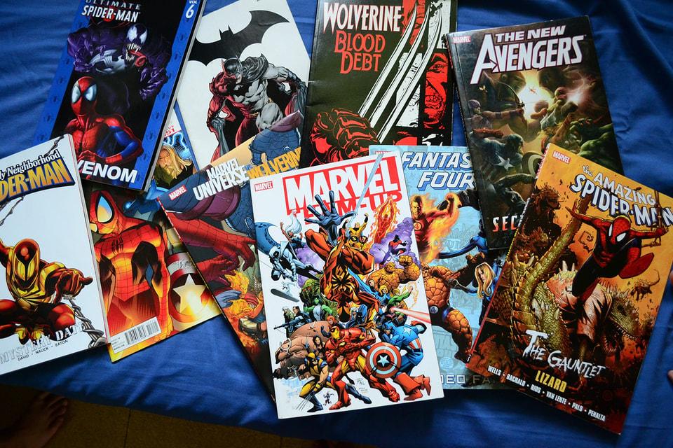 Среди самых дорогих игрушек комиксы занимают четвертое место