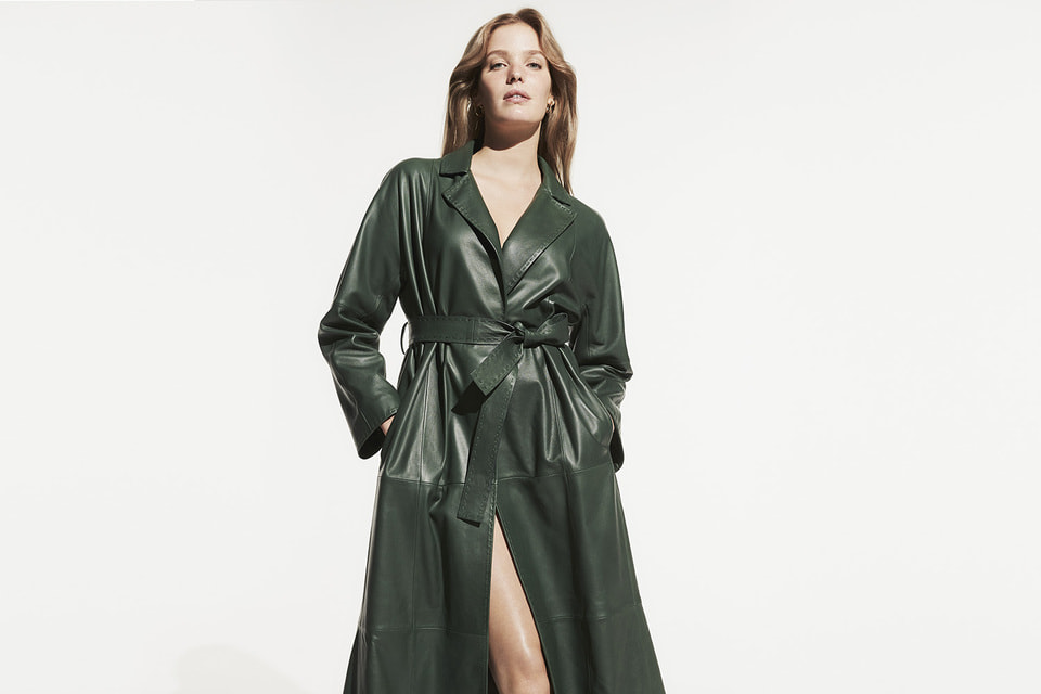 Новая капсульная коллекция Marina Rinaldi – The Icons, The Leather сезона Resort'21