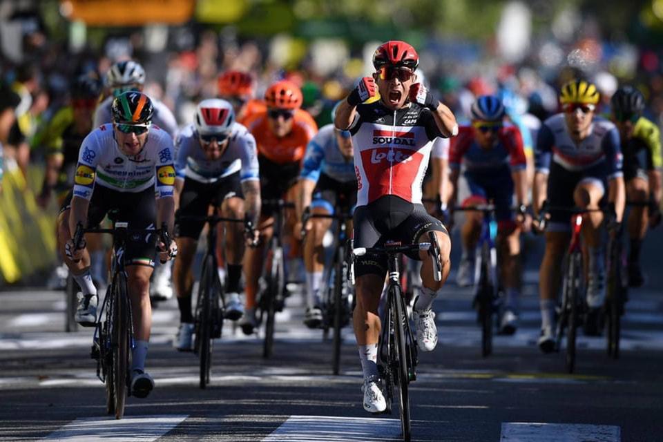 Велокоманды Lotto Soudal