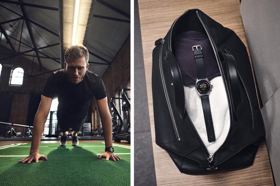 Новая линейка смарт-часов Montblanc Summit Lite оснащена собственными приложениями бренда Cardio Coach, Body Energy и Sleep