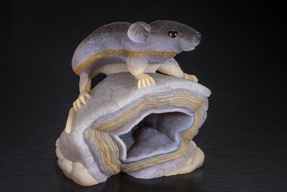 Мышка, мастерская П. Дрейера